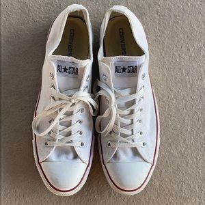 Converse All Star White Sneakers 👟